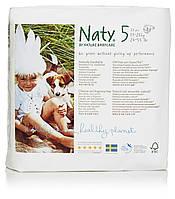 Эко подгузники Naty Размер 5 11-25 кг 23 шт