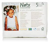 Эко подгузники трусики Naty Размер 5 12-18 кг 20 шт