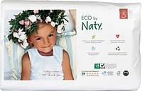 ЭКО Подгузники трусики Naty Размер 5 12-18 кг 32 шт