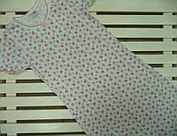 Детская ночная сорочка рост 152-158 Фламинго