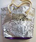 Сумка раскраска My Color Bag Пони 32х37 см (COB-01-04), фото 2