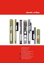 OPENERS & CLOSERS электромеханические защелки
