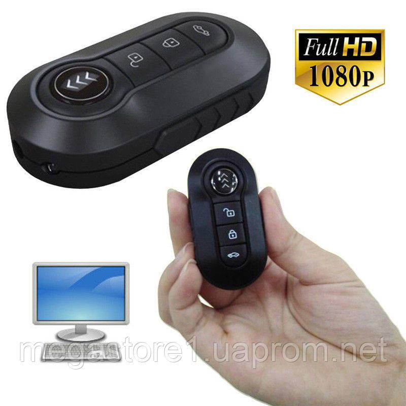 Регистратор Камера брелок HD 1080P 30fps 12M pixels Ночная съемка дикт