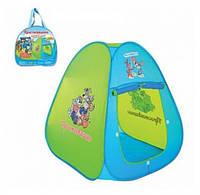 Палатка детская игровая Простоквашино, фото 1