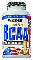Weider All Free Form BCAA 260 tab