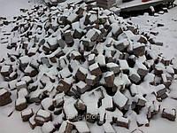 Производство Брусчатки гранитной 10*10*10, фото 1