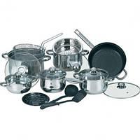 Набор посуды 17 предметов Maestro МR 2520