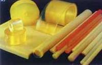 Прути і ролики з поліуретану
