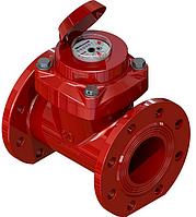 Счётчик горячей воды турбинный Gross WPW–UA 80 мм (фланцевый)