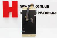 Дисплей Xiaomi Mi5 с тачскрином золотой оригинал, фото 1