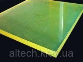 Листы и пластины из полиуретана