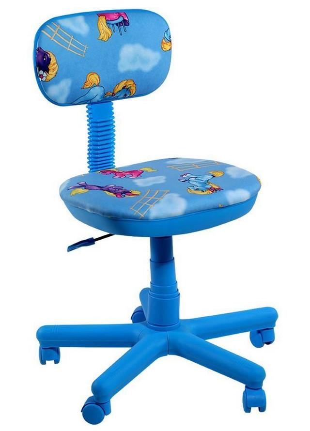 Кресло Свити голубой Пони голубые.