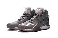 Мужские баскетбольные кроссовки Adidas Rose 7 (Grey)  , фото 1