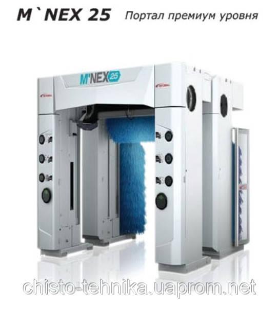 Автоматическая портальная мойка Istobal М ' NEX 25 - Чисто техника, Чистый свет в Запорожье