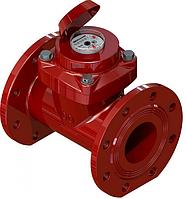 Счётчик горячей воды турбинный Gross WPW–UA 100 мм (фланцевый)