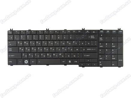 Клавиатура для ноутбука TOSHIBA C650, C655, L650, L655, C660, L670, L675, фото 2