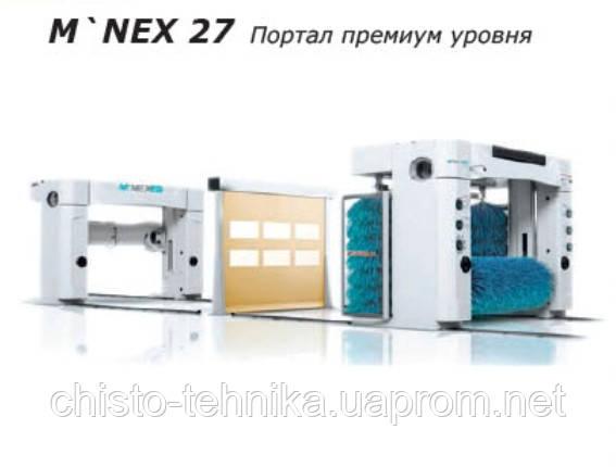 Автоматическая портальная мойка Istobal М'NEX 27 - Чисто техника, Чистый свет в Запорожье