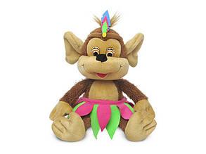 Мягкая игрушка «LAVA» (LA8796) мартышка-папуаска, 23 см (звук. эффекты)