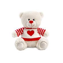 Мягкая игрушка «LAVA» (LA8733D) медвежонок Сэмми в свитере, 18 см (звук. эффекты)