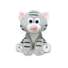 Мягкая игрушка «LAVA» (LA8708) котенок полосатый, 21 см (звук. эффекты)