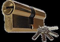 Цилиндровый механизм секретности М70(30*40)Z-IB 5 ключей