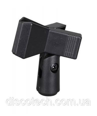 Стойка с прищепкой для микрофона