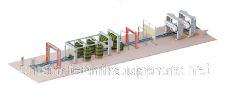 Автоматические тунельные мойки Istobal - Чисто техника, Чистый свет в Запорожье