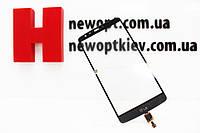 Тачскрин (Сенсор дисплея) LG D690/D693 G3 Stylus черный H/C
