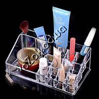 Органайзер для косметики настольный Cosmetic Organizer (16 ячеек), фото 1