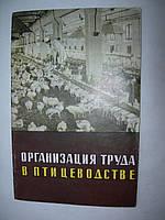 """В.Сидоров """"Организация труда в птицеводстве"""""""