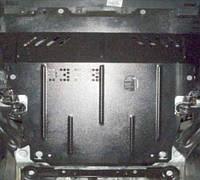Защита двигателя Renault Kangoo 2008- (Рено Кангу)