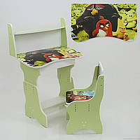 "Парта-пенал растишка ""Angry birds"" P 014"