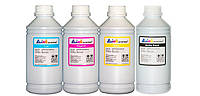 Комплект чернил INKSYSTEM для фотопечати на Epson 1000 мл (4 цвета)