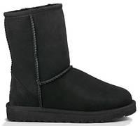 Детские зимние сапоги угги UGG Baby Classic Short черные