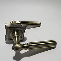 Ручка межкомнатная Brillant Z177D DAB (темная бронза)