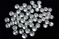 Стразы кристалл для декора ногтей (стекло)
