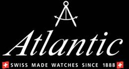 Мужские кварцевые часы ATLANTIC