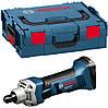 Аккумуляторная прямая шлифмашина Bosch GGS 18 V-LI Professional 06019B5303