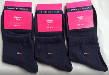 """Носки женские спортивные """"Tommy Hilfiger"""", фото 2"""