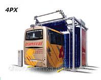 Автоматическая портальная мойка грузового транспорта Istobal 4PX