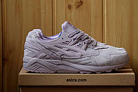 Мужские кроссовки Asics ASICS GEL-KAYAN из натуральной замши, серые / кроссовки мужские Асикс гель кейваэн
