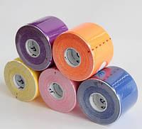 Кинезио тейп Kinesio tape DL 5 см х 5 м NYLON