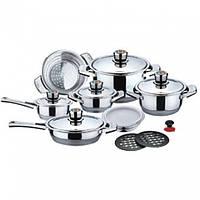Набор посуды 16пр Maestro MR 3504
