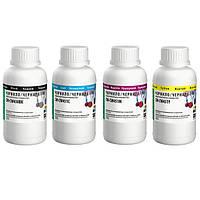 Комплект чорнил ColorWay до Canon CW450/CW451 4 x 100 ml (CW-CW450/CW451SET02)