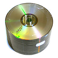 Диск CD-R 50 шт. ANV, 700Mb, 52x