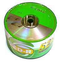 Диск CD-R 50 шт. Arena, 700Mb, 52x, Bulk Box