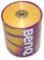 Диск CD-R 50 шт. BenQ, 700Mb, 52x, Bulk Box