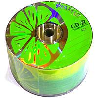 Диск CD-R 50 шт. Kaktuz, 700Mb, 52x, Bulk Box