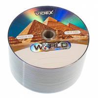 Диск DVD+R 50 шт. Videx 'World Египет'