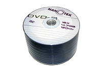 Диск DVD-R 50 шт. Nanotex, 4.7Gb, 16x, Bulk Box